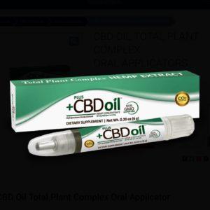 PlusCBD Green 1g Click Pen