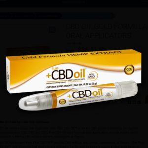 PlusCBD Gold 1g Click Pen